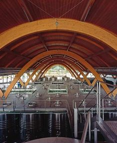 Bodegas Protos winery (Spain) by Rogers Stirk Harbour + Partners