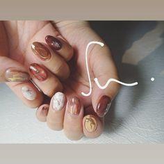ネイル ネイル in 2019 Nail Manicure, Gel Nails, Nail Polish, Cute Nails, Pretty Nails, Minimalist Nails, Best Acrylic Nails, Nail File, How To Make Hair