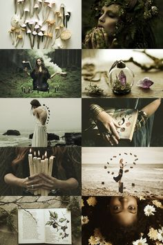 """moodyhues: """"Earth Witch Aesthetic ; requested by anon """""""