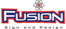 Fusion Sign and Design