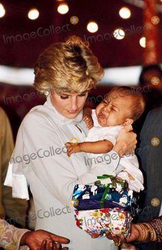 C/n 021635 2-21-1996 Pakistan Princess Diana Photo By:alpha-Globe Photos, Inc 1996