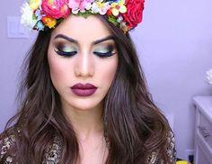 @blogbrunalucena - Camila Coelho #maquiagem #makeuptime #makeup #camilacoelho #inspired #instagram