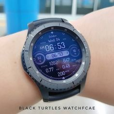 "It has not been registered yet. But this is enough for you to wait. This simple and sophisticated AOD screen will appeal to your audience who sees you. This watch is titled "" Arrival. "" #blackturtles #turtlesblack #gear #gears2 #gears3 #s2 #s3 #gears2classic #gears3frontier #gears2 #samsungs3 #samsung #wear #andoid #s3 #tizen #classic #gyro #frontier #watch #watchface #face #digital #tech #review #luxurywatches #luxurywatche #samsungmobile #samsunggalaxy #SamsungGalaxyAPPs #samsungapps"