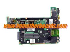 Replacement for HP 585733-001 Laptop Motherboard