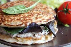 Sandwich Dukan thon & adpices