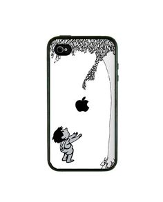 cute idea! Giving Tree Iphone Case Iphone 4s Case by fundakiphonecases