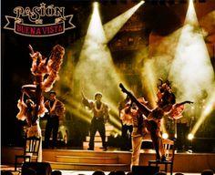 Pasión de Buena Vista: Zwoele Cubaanse muziek met gepassioneerde dans Kun je deze herfst wel wat passie en warmte gebruiken? Deze prachtige show in Den Haag is nu te bezichtigen met 50% korting!!