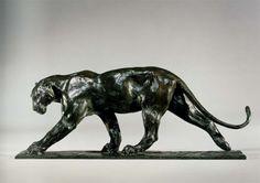 Rembrandt Bugatti bronze panther
