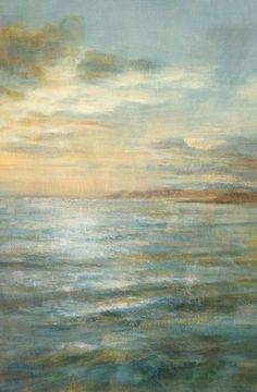 Serene Sea by Danhui Nai