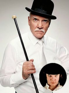 Malcolm McDowell, Clockwork Orange