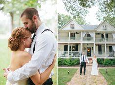 The Wheeler House, North Georgia Wedding Venue | Justen Clay Photography
