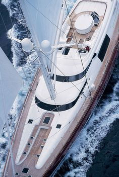 Alloy Yachts Georgia Superyacht--I could live on this!