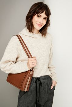 There's a style for everyone, so shop online or in store at Bentley to find the one Satchel Handbags, Fashion Lookbook, Autumn Fashion, Collection, Shopping, Style, La Mode, Fall Fashion