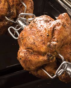 A guide to Rotisserie Cooking.  #Grilling
