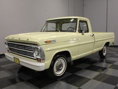 ACK!  My brother used to have this truck!  We called it The Green Monster.  Want one!