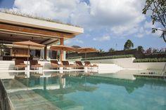 21-metre swimming pool.