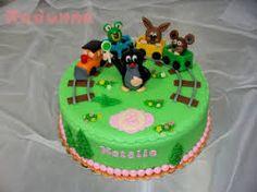 Výsledek obrázku pro cake  se zvířátky