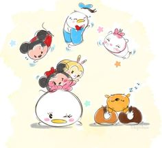 VIDEO TUTORIAL - How To Draw: Tsum Tsums! by Kipichuu on DeviantArt