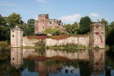 Castle for sale - caverswall, Stoke-on-Trent, City of Stoke-on-Trent, England - 41345341 Stoke On Trent, Uk Area, Castles In England, Gate House, Luxury Holidays, Property For Rent, Beautiful Buildings, Historic Homes, Renting A House