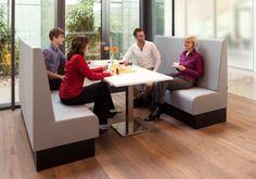 Lounge JUKE BOX - SMV Sitz- & Objektmöbel