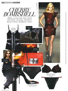 Revista Elle Brasil – Body Inverno 14