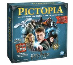 Harry Potter Board Game, Harry Potter Movies, Puzzle Board Games, Family Board Games, Trivia Questions, Trivia Games, Harry Potter Pictures, Family Game Night, Magical Creatures