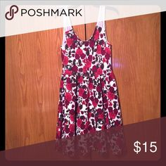 Beautiful floral dress❤️ Perfect dress for dinner or church❤️ Dresses Midi