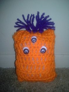 Crocheting Classes At Michaels : kids crochet 3 little monster more crochet class kids crochet discover ...