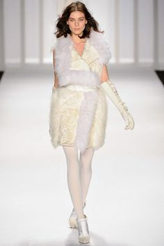 """New York Fashion Week: Fall 2012 RTW """"J. Mendel"""" 