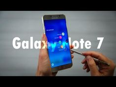 Samsung Galaxy Note 7 Review!   -  Samsung Official TVC
