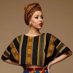 Look at this Trendy latest african fashion look African American Fashion, African Inspired Fashion, African Print Fashion, Africa Fashion, Fashion Prints, American Art, African Print Dresses, African Fashion Dresses, African Dress