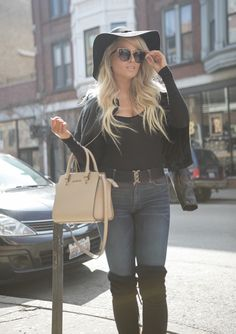 Street Style | Casual Chic | Stephanie Morgan Model | Stephanie Morgan | Stephanie Morgan Chicago | The Urban Petite Fashion Blog