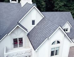 Shingle And Metal Roof Combination Roofs Pinterest