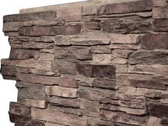 Stacked Stone veneer panels from the Colorado line add the charm of real stone without the cost of hiring a pro. Black Wall Sconce, Wall Sconces, Stone Veneer Panels, Faux Panels, Home Remodeling Diy, Colorado, Wood, Bedroom Ideas, Home Decor