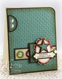 card: Neat! Same lightly patterned pieces on top of each other but edges can be colored or framed out.