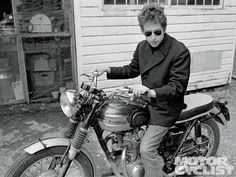 Dylan and the Triumph