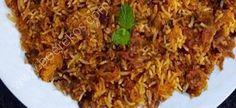 Lamsvleis Breyani   Boerekos – Kook met Nostalgie South African Dishes, South African Recipes, Indian Food Recipes, Mince Meat, Biryani, Afrikaans, Curry Recipes, Curries, One Pot Meals