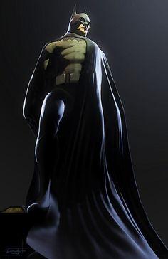 The Batman by Daniel Murray