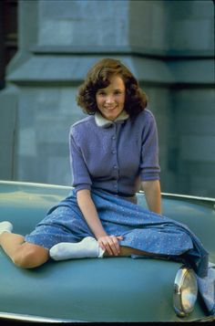 Still of Lea Thompson in Back to the Future (1985)