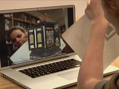 Best of 2013 So Far... 5 Uses of Augmented Reality In Education  The Getty Museum's Augmented Reality Demo