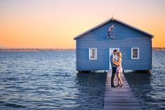 Mustard Seed Photography Perth Wedding PhotographerKim and Ben's . Pre Wedding Shoot Ideas, Wedding Poses, Kings Park Perth, Nambung National Park, Honeymoon Getaways, Boat Shed, Adventure World, Blue Boat, Perth Australia