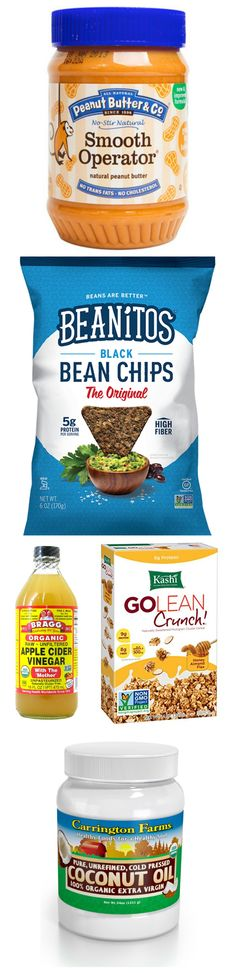 Clean Eating Packaged Foods