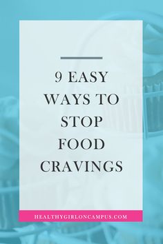 9 Easy Ways to Stop