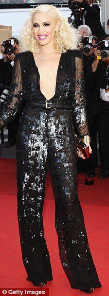 Gwen Stefani at Cannes