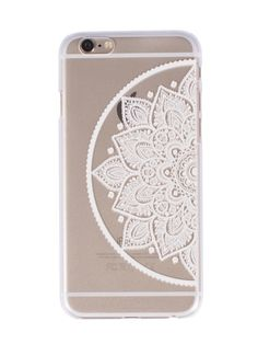 Half Mandala iPhone Case $ 8.00 Type:iPhone 6 iphone 6 case visit our blogs for more info : https://goldvibez.com/, www.luvore.com and www.floatyourboat.la #iphone6case #iphonecase #phonecases