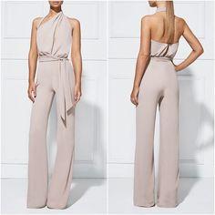 Misha Collection - Caprice pantsuit, elegant jumpsuit