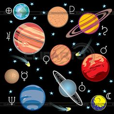 Astrology sees mankind as being not only influenced by hereditary factors and the environment, but also by the state of our solar system at the moment of birth. The planets are regarded as basic life-forces, the tools we live by as well as the basis of our very substance. These planetary forces take on different forms, depending on their zodiacal position and on the way they relate to one another.
