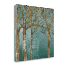 Tangletown Fine Art Golden Day By Kathrine Lovell, Gallery Wrap Canvas