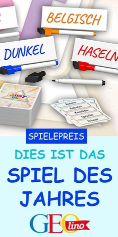 "Das ""Spiel des Jahres"" für 2019 steht fest! Wir stellen euch das Brettspiel auf GEOLINO.de vor! #spiel #spielepreis #brettspiel #spieldesjahres #kinderspiel Wii, Pop Up Karten, Playstation, Health Care, Personal Care, Games, Gifts For Girls, Gifts For Children, School Carnival"