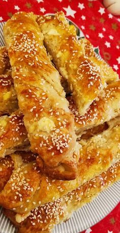 Breakfast Snacks, Greek Recipes, French Toast, Food And Drink, Cooking Recipes, Tasty, Bread, Cookies, Baking